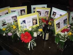 photo centerpieces photo centerpieces picture centerpieces photo centerpiece ideas
