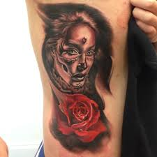 tattoo rose arm black and grey rose tattoo on arm by francisco sanchez
