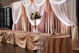 pipe and drape wedding weinhardt party rentals catalog pipe and drape
