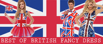 best of british costumes mega fancy dress
