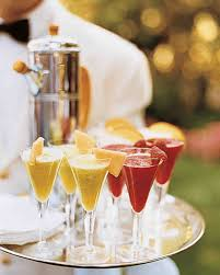 wedding cocktail hour ideas martha stewart weddings