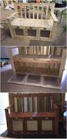 Wood Pallet Furniture 488 Best Furniture Projects Images On Pinterest Pallet Ideas