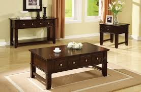 coffee table sets with storage furniture veneered living room coffee tables set with storage