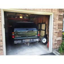 trailer garage stinger fold n store trailer discount ramps