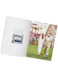 wedding album book the best wedding photo albums for every budget martha stewart