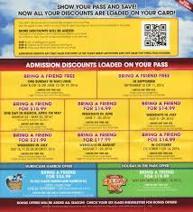 Six Flags Food Pass Six Flags Season Pass Coupons Bring A Friends The Park Today