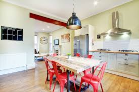 Kitchen Design Nottingham by Interior Designer Linda Mazur Punching Up Colour In Your Kitchen