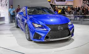 lexus sports car blue lexus rc f reviews lexus rc f price photos and specs car and