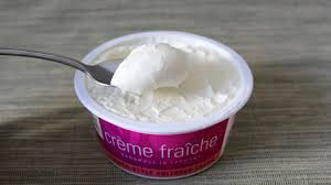 sour cream crema crème fraîche what u0027s the difference