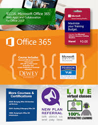 91116 microsoft office 365 web apps and collaboration for office