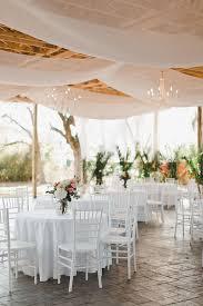 Elegant Backyard Wedding Ideas by Kelli U0026 Andrés Elegant Backyard Wedding Inspiration Tulle