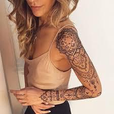 die besten 25 henna tattoo arm ideen auf pinterest henna arm