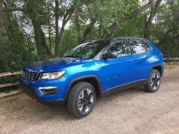 jeep trailhawk blue fusion sport v 6 tough jeep compass