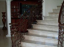 interior ornamental iron work v m iron works inc in the san