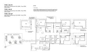 high park residences floor plan 3 bedroom deluxe condo singapore