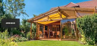 retractable awnings mount pleasant window treatments