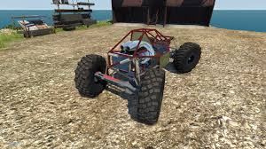 lexus v8 dune buggy for beamng drive