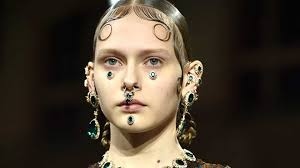 decorative septum rings and ear appreciation or