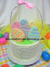 Easter Cake Decorations Holiday Cakes