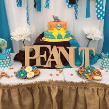 peanut baby shower party ideas peanut baby shower baby shower