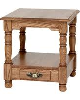 Oak End Tables Now Sales On Oak End Tables With Drawers