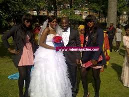 photos from patience ozokwor u0027s son wedding in london mj
