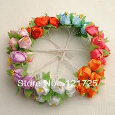 Decorative Flowers For Home by Online Get Cheap Bride Hand Bouquet Aliexpress Com Alibaba Group