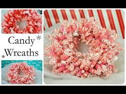 candy wreath candy wreath tutorial