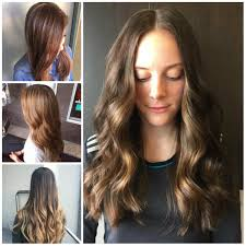 nyc hair colorists blonde brunettes hair and model