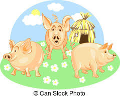 pigs clipart stock illustrations 167