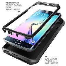 Samsung Galaxy Rugged Galaxy S6 Edge Unicorn Beetle Pro Rugged Holster Case Supcase Com