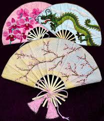 decorative fans 38 best fans images on fan fans and