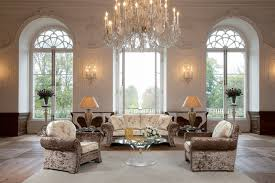 interior design style house castle vase roses large windows