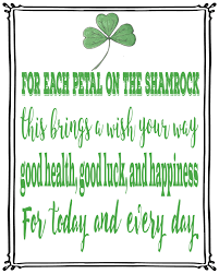 st patrick u0027s day quote art free printable from rays of bliss