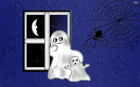 funny halloween backgrounds halloween ghost wallpapers 46 free modern halloween ghost