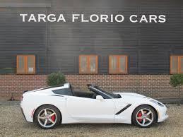 2014 white corvette stingray for sale chevrolet corvette stingray c7 for sale at targa florio cars in