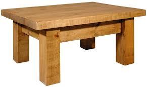 Pine Coffee Tables Uk Buy Rustic Pine Coffee Table Cfs Uk