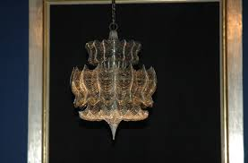 diamond chandelier 3rings live at design miami gold and diamond chandelier