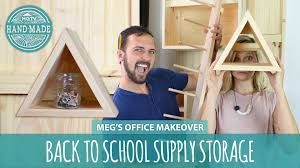 Home Decorators Supply Back To Supply And Craft Storage With Dan Faires Hgtv
