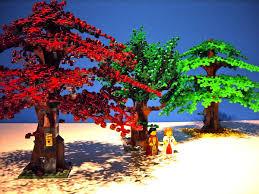 lego ideas beautiful trees