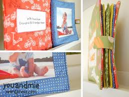 Fabric Photo Album Custom Fabric Photo Book You And Mie
