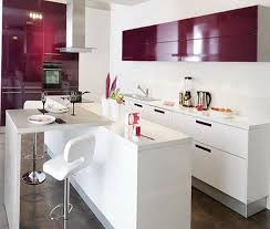 purple kitchen decorating ideas purple and lilac kitchen in the interior home interior design