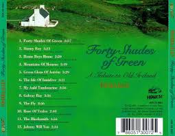 shades of green forty shades of green a tribute to old ireland foster allen