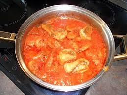 lotte a l armoricaine recette cuisine les meilleures recettes de lotte à l armoricaine