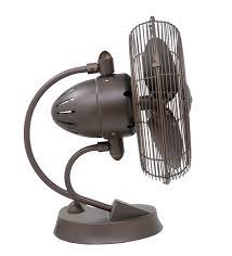 matthews atlas cinni art nouveau oscillating 3 speed desk fan 30