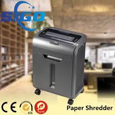 Best Home Shredder by Sigo Best Price Paper Shredder Machine And Parts Buy Paper