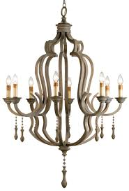 Wood Chandelier Rustic Wood And Iron Chandelier The New Rustic