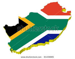 3d africa map vector south africa vector map free vector stock graphics
