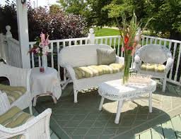 patio amusing wicker chair set cheap wicker furniture sets used