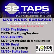 The Flying Toasters Band Blonde Entertainment Home Facebook